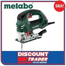 Metabo 750 Watt Electronic Orbital Jig Saw - STEB 140 Plus - 601404500