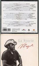 LE STORIE DI MOGOL box 3 CD MINA MARCELLA RENATO ZERO RINO GAETANO MAL ROKES