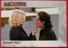 BATTLESTAR GALACTICA - Premiere Edition - Card #14 - Number Six