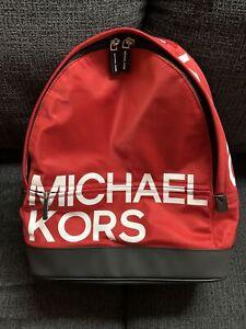 michael kors sport backpack Flame Color