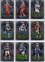 2020 Panini Prizm Football Buffalo Bills Lot Base Card Team Set Josh Allen Diggs