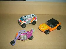 Konvolut Nr. 216 MATCHBOX-LESNEY Chopper,Chevy Van,Sand Cat