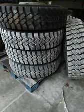 1 Goodyear 11.00R20 G177 Unisteel Military 5 ton 6x6 Wheel and Tire Used