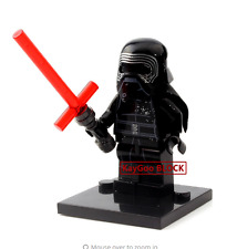 Kylo REN Custom minifigura si adatta LEGO STAR WARS-venditore affidabile UK