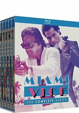 Miami Vice: Complete 1980s TV Series Seasons 1 2 3 4 5 Boxed BluRay Set NEW!