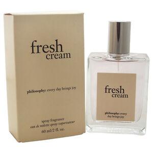 Fresh Cream by Philosophy for Women - 2 oz EDT Spray