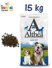 ALTHEA ADULT 15 kg FOOD DRY 100% NATURAL FOR DOG MIDDLE AND BIG CROQUETTES