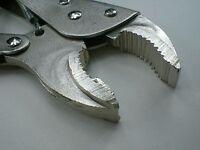 "10"" Mole Grips BIG Locking Pliers heavy duty Vice Grip 250mm clamp tool METAL"