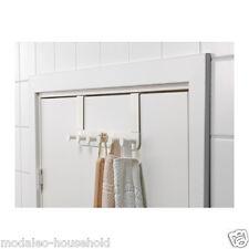 New Ikea Enudden Over door 6 hooks hanger knobs White, Clothes, Bags, Coats-B111