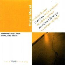 Tristan MURAIL Orchestral CD Couleur de mer L'Attente CD Accord Spectralism RARE