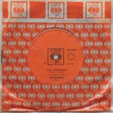 THE ATLANTICS-The Crusher/Hootenanny Stomp-1963-CBS BA-221059 OZ press -SURF 45