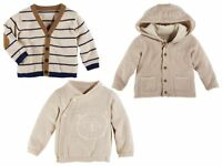 Baby Cardigan Organic 100% Cotton Boys Girls