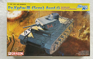 Dragon 1/35th  Pz. Kpfw. III Ausf.G Early Production . 6639