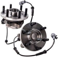 2 FRONT WHEEL BEARING HUB HUBS for NISSAN NAVARA 4WD D22 D40 ABS YD25 VQ40 PAR