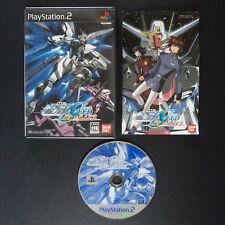 GUNDAM SEED RENGOU vs Z.A.F.T. PlayStation 2 NTSC JAPAN・❀・SHOOTER PS2 機動戦士ガンダム