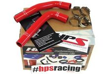 HPS Red Silicone Radiator Hose Kit Coolant OEM Replacement 57-1352-RED YFZ450