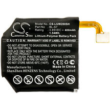 3,85V Battery Li-Polymer for LG Watch Urban 2nd Edition LTE W200-Replaces BL-S7