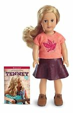 American Girl CC TENNEY MINI DOLL Country Nashville Guitar Music Perform NEW