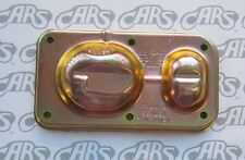 1971-1980 Buick Master Cylinder Cover. Moraine. Correctly Color Plated.