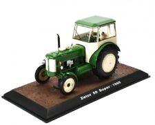 Atlas Historischer Traktor 1966 Zetor 50 Super 1:32 DieCast Metall Miniatur