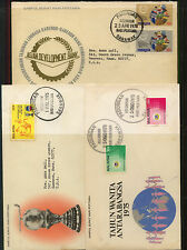 Malaysia    3  cachet   covers     KL0729