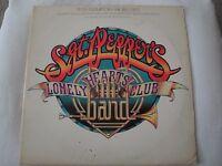 Sgt. Pepper's Lonely Hearts Club Band - Original Soundtrack - Double VINYL LP EX