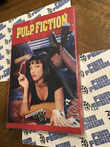Quentin Tarantino's Pulp Fiction 12×18 inch Officially Licensed Canvas Print C20