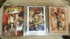 LEGO Mola Ram Henry Marion Indy Indiana Jones joblot inc cases mini film posters