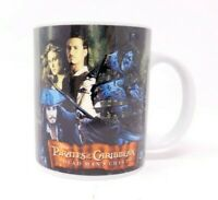 Disney's PIRATES OF THE CARIBBEAN Dead Man's Chest Coffee Mug Cup