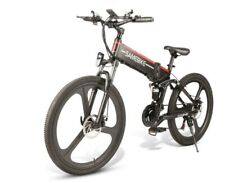 "26"" Electric Mountain Bike - 350W - Folding/portable E-Bike - 48V"