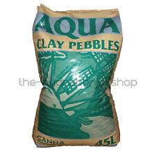 CANNA Aqua Clay Pebbles Balls 20 Litre Bag Hydroponics