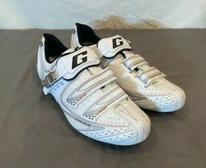 Gaerne EPS Efficient Pedaling Systems Carbon Texal Sole Road Shoes 43.5/10.5 NEW