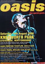 Oasis-Knebworth & Oasis Singles Print/Posters A3 Noel Liam Gallagher 3 PRINTS!!