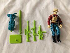 New listing Vintage Gi Joe Bazooka (V3) 1993 Hasbro Action Figure Battle Corps