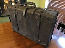 Saddleback Leather - Large Suitcase - CARBON (Rare, Discontinued!)