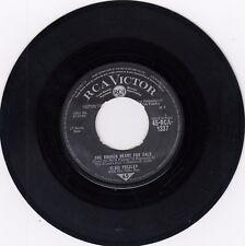 """ELVIS PRESLEY ONE BROKEN HEART FOR SALE 1963 VINYL RECORD UK 7"""" 45 rpm"""