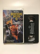 Disney's Homeward Bound 2 - Lost in San Francisco (VHS, 1996)