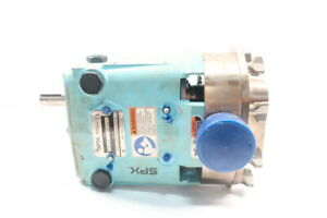 Waukesha 018 U1 Positive Displacement Rotary Lobe Pump