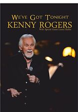 Kenny Rogers with Lionel Richie We've Got Tonight (DVD)