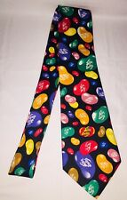 Jelly Belly Beans Exclusively For Jelly Belly Candy Co. Necktie