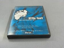 His Little Feet: Short Film Collection - Vol. 1 (DVD, 2011)  Fast Free Shipping!