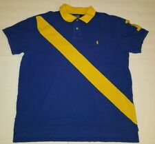 XL Vintage Ralph Lauren Polo Shirt Punk Rock Retro