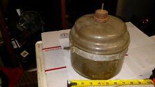 """Vintage / Antique Kerosene / White Gas Oven Bottle, 7 1/4"""" x 7 1/4"""" Fast S&H"""