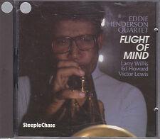 EDDIE HENDERSON QUARTET - flight of mind CD