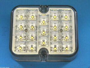 LED REVERSE Lamp Light 12 Volt for Trailer Motor Home Caravan Horse Box     #GWZ