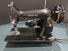 Working Vintage Singer Spartan 192k Sewing Machine - No reserve bid
