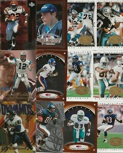 (12) Different 1997 Penn State University Nittany Lions Alumni Football Cards