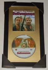 JON VOIGHT AUTOGRAPHED DVD DISPLAY (FRAMED & MATTED) - DELIVERANCE!