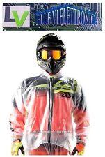 X006-47XXL ACERBIS Giacca Mantella Impermeabile Trasparente Protezione Pioggia