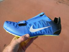 Nike Zoom LJ 4 Long Jump Track Shoes Spikes Blue 415339-413 Men Size 15 no spike